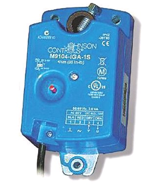 JOHNSON CONTROLS M9104-IGA-1S
